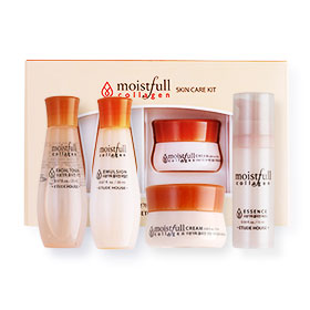 Etude House Collagen Moistfull Kit 4 Items