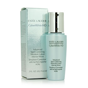 Estee Lauder CyberWhite HD Advanced Spot Correcting Moisture Lotion Intense Moist 15ml