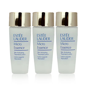 Estee Lauder Micro Essence Skin Activating Treatment Lotion Set (30ml x3) with no box