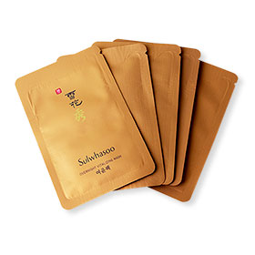 Set Sulwhasoo Overnight Vitalzing Mask (5pcs)