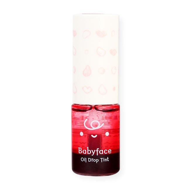 It's Skin Babyface Oil Drop Tint #01 Cherry Oil