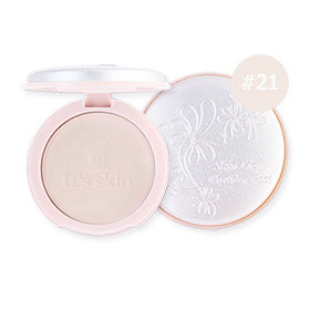 It's Skin Skin Light Powder Pact #21 Nude Beige