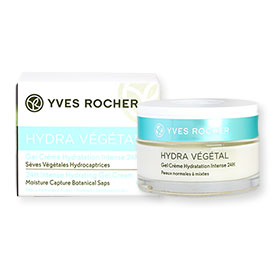 Yves Rocher 24h Hydra Vegetal Intense Hydrating Gel Cream 50ml