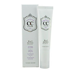 Etude House Correct & Care CC Cream #01 Silky 35g