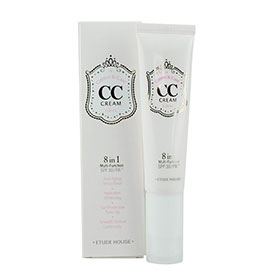 Etude House Correct & Care CC Cream #02 Glow 35g