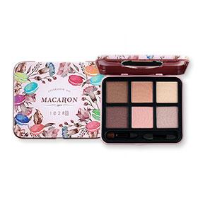 1028 Visual Therapy Macaron Eye Shadow Kit