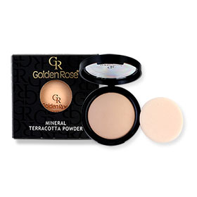 Golden Rose Mineral Terracotta Powder 12g #02