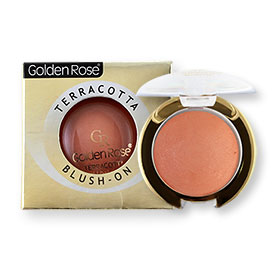 Golden Rose Terracotta Blush On 4g #05