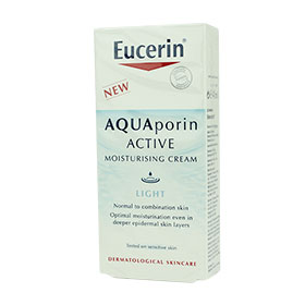 Eucerin Aquaporin Active Moisturising Cream Light 40ml