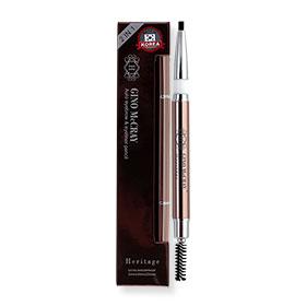 Beauty Buffet Gino McCray Heritage Auto Eyebrow & Eyeliner Pencil #No.1 Black