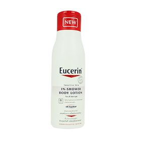 Eucerin In-Shower Body Lotion For All Skin Type 400ml