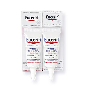 แพ็คคู่ Eucerin White Therapy Clinical Concentrate Serum (3ml x2)