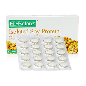 Hi-Balanz Isolated Soy Protein 30Tablets