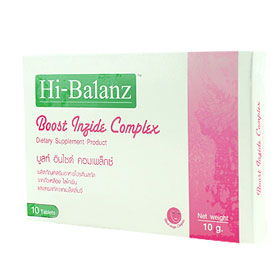 Hi-Balanz Boost inzide Complex Antioxidant 10 Tabs