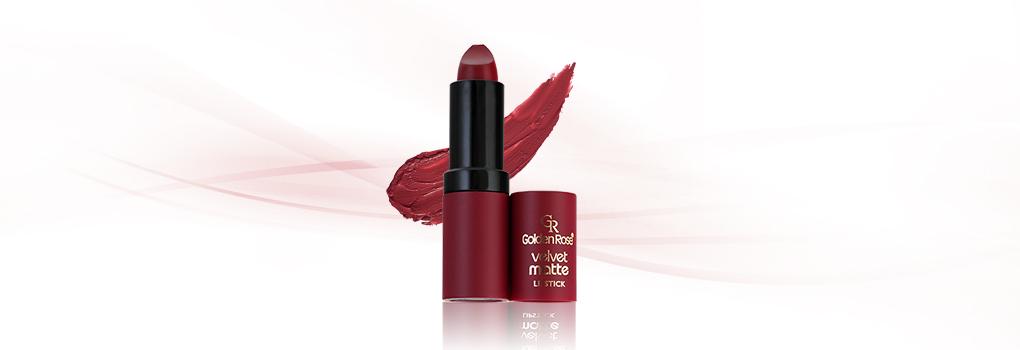 Golden Rose Velvet Matte Lipstick Vitamin E 4.2g #20