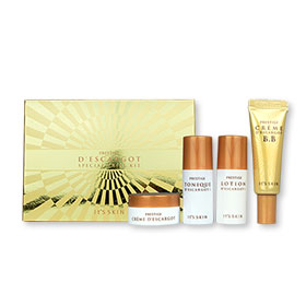 It's Skin Prestige D'escargot Special Trial Kit Set (4 pcs)