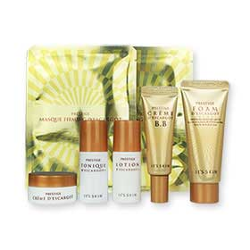 It's Skin Prestige D'escargot Special Trial Kit Set (6 pcs)