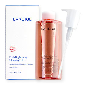 Laneige Fresh Brightening Cleansing Oil (250ml)