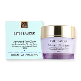 Estee Lauder Advanced Time Zone Age Reversing Line/Wrinkle Creme SPF15 (50ml)