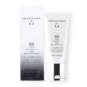Estee Lauder Crescent White BB Creme SPF50/PA++++ And Brightening Balm Full Cycle Brightening (30ml)