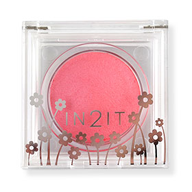 In2It Sheer Shimmer Blush 4g #SB04 Peach Pearl
