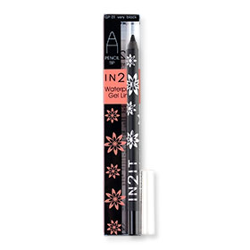 In2It Waterproof Gel Liner Pencil #GP01 Very Black