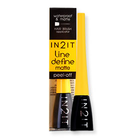 In2It Line Define Matte Eyeliner #LM01 All Black