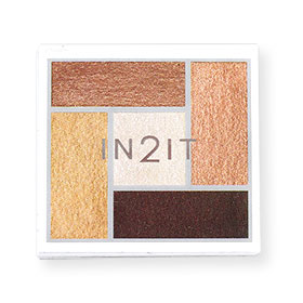 In2It Eye Colour Palette #ESC04 Island Sands