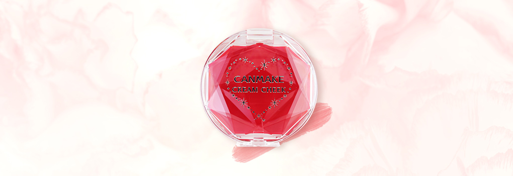 Canmake Cream Cheek #CL01