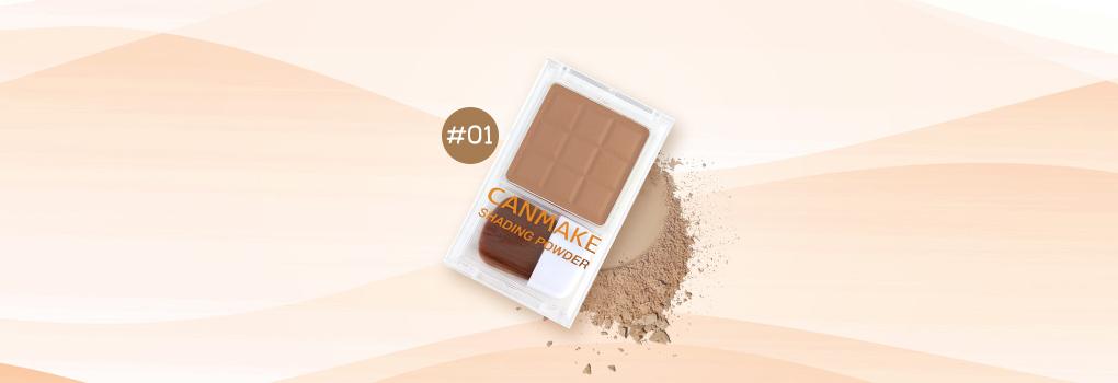 Canmake Shading Powder #01
