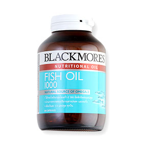 Blackmores Fish Oil 1000mg (80 Capsules)