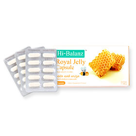 Hi-Balanz Royal Jelly Capsule 30Tablets