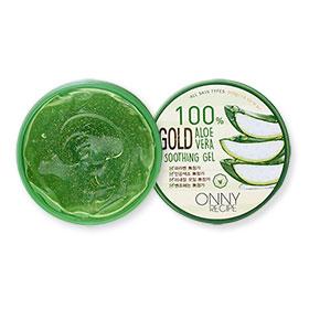 ONNY Gold Aloe Vera Soothing Gel 100% 300g