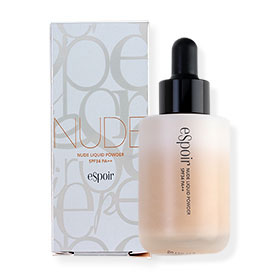 espoir Nude Liquid Powder SPF34 PA++ #IVORY (25ml)