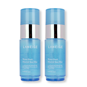 แพ็คคู่ Laneige Water Bank Mineral Skin Mist (30ml×2)