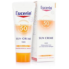 Eucerin Sun Creme Face SPF50+ 7ml