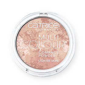 Catrice Multi Colour Compact Powder 8g #010 Rose Beige