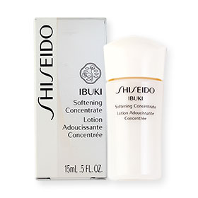Shiseido Ibuki Softening Concentrate Lotion 15ml