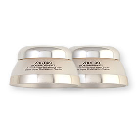 แพ็คคู่ Shiseido Bio-Performance Advanced Super Revitalizing Cream (7ml x2)
