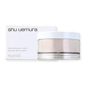 Shu uemura Face Powder Matte #Colorless 15g