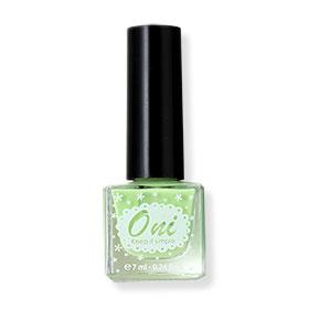Oni Nail Lacquer Pastel Color #Melon Green-03(สินค้านี้ไม่ร่วมรายการซื้อ 2 ชิ้นฟรีค่าจัดส่ง)