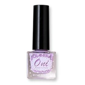 Oni Nail Lacquer Pastel Color #Grape Purple-02(สินค้านี้ไม่ร่วมรายการซื้อ 2 ชิ้นฟรีค่าจัดส่ง)