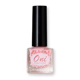 Oni Nail Lacquer Everyday Color #Happy Piink-05 (สินค้านี้ไม่ร่วมรายการซื้อ 2 ชิ้นฟรีค่าจัดส่ง)