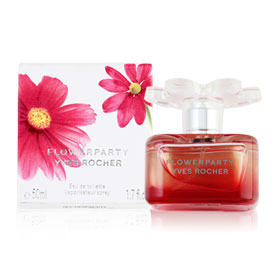 Yves Rocher Flower Party EDT 50ml