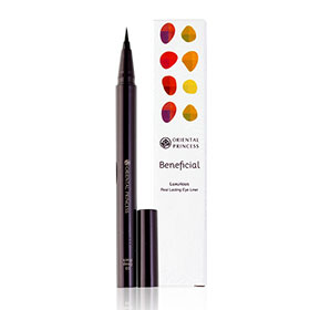 Oriental Princess Beneficial Luxurious Real Lasting Eye liner No.03 Deep Black 0.5ml
