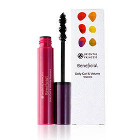 Oriental Princess Beneficial Dolly Curl & Volume Mascara 8g