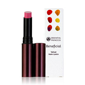 Oriental Princess Beneficial Velvet Matte Lipstick No.03 Mellow 2.2g
