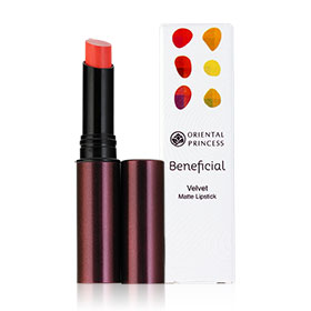 Oriental Princess Beneficial Velvet Matte Lipstick No.04 Sunset 2.2g