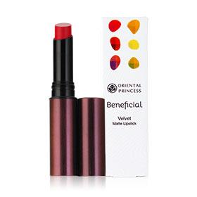 Oriental Princess Beneficial Velvet Matte Lipstick No.06 Sexy 2.2g