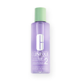 Clinique clarfying lotion 2 twice a day exfoliator 400ml